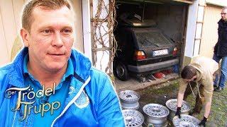 VW-Golf-Sammlung soll verkauft werden  Was sind die Autos noch wert?   Der Trödeltrupp
