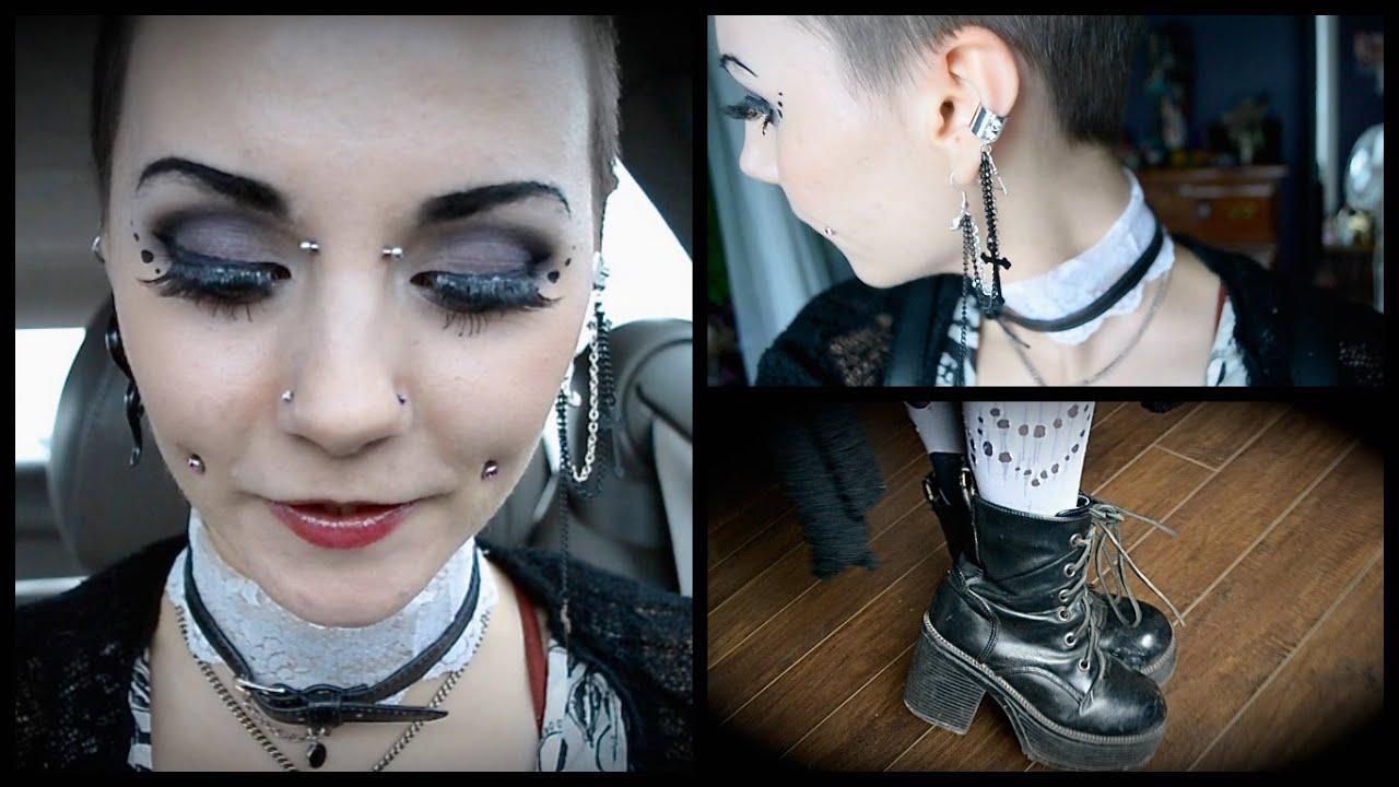 Vlog: OOTD & Nose Piercings
