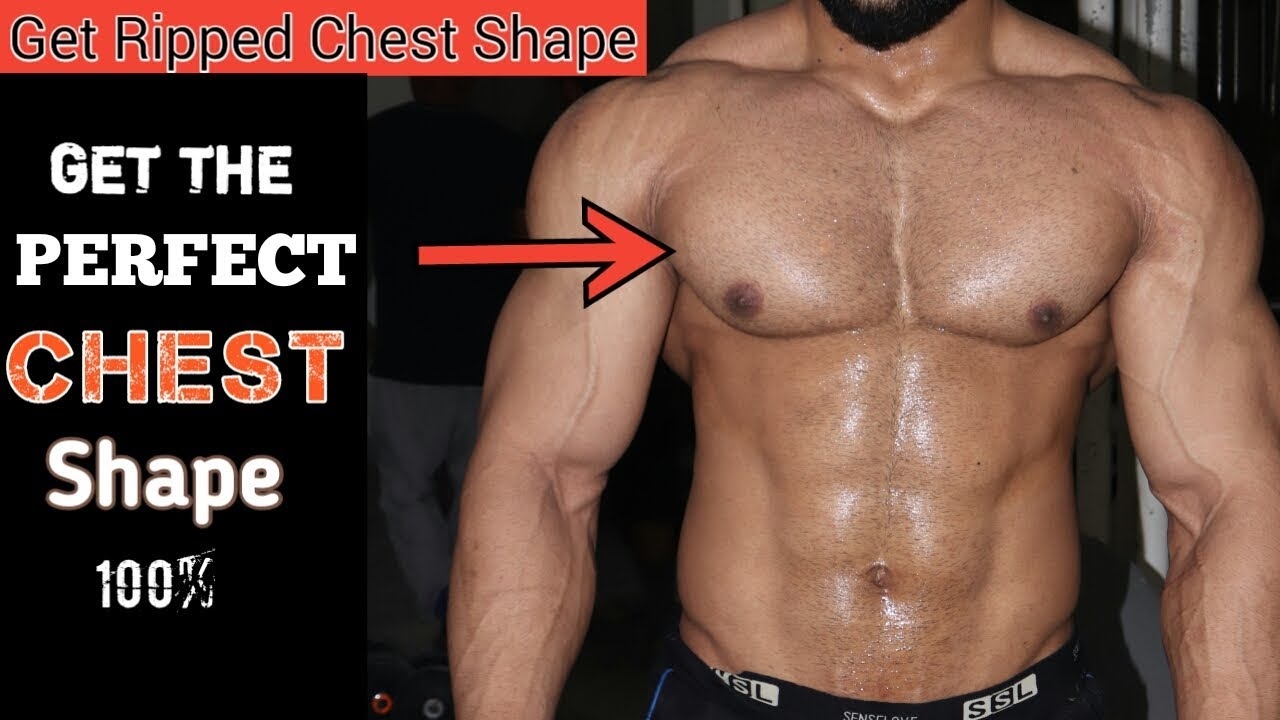 Get the Perfect CHEST SHAPE you always want. Ripped