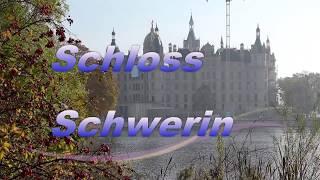 Schloss Schwerin herbst- 2015
