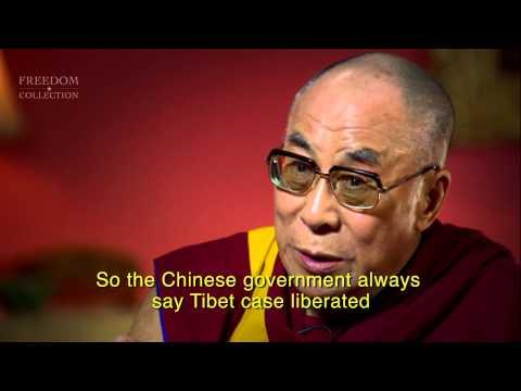 Dalai Lama: Tibet Within China
