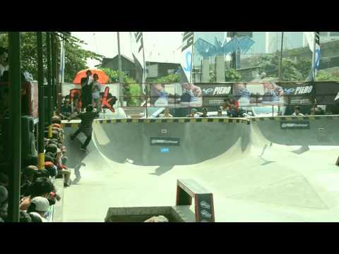 Rino Padang at Piero nation contest 2012