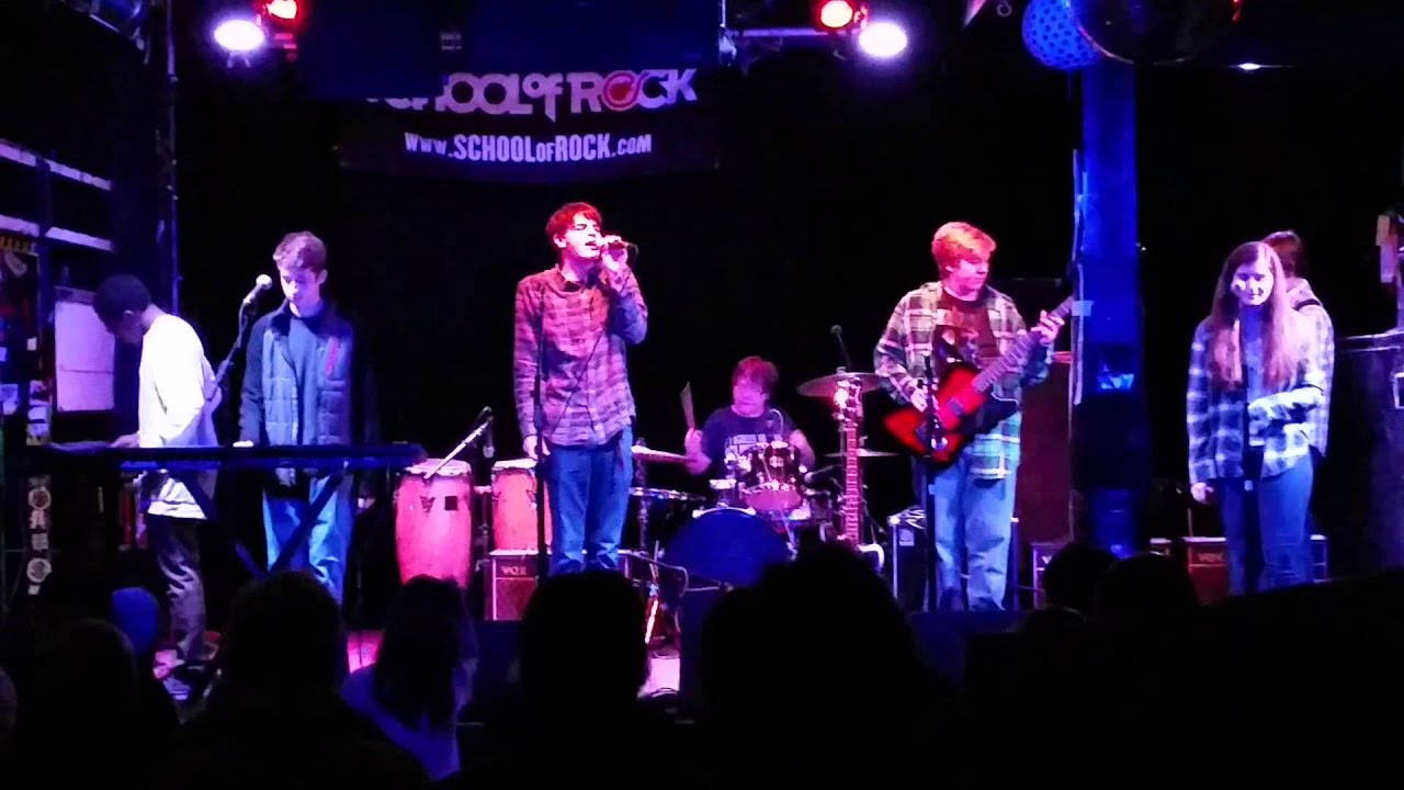 School Of Rock 2015 Ides Of March Vehicle Youtube