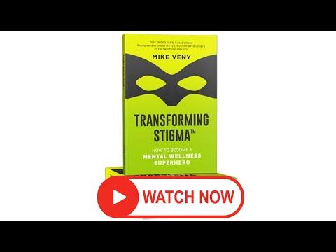 Mental Health Book - Transforming Stigma - 2020 (True Story)