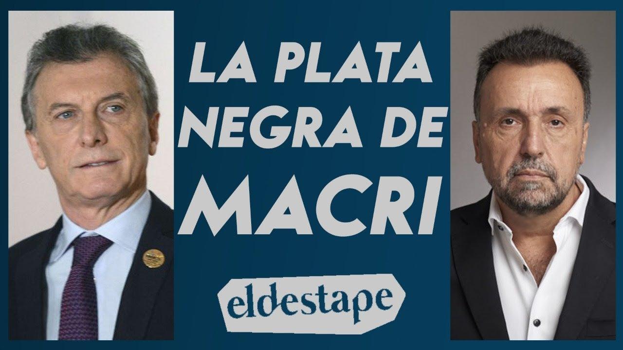 La Plata Negra de Macri | El Destape con Roberto Navarro EN VIVO