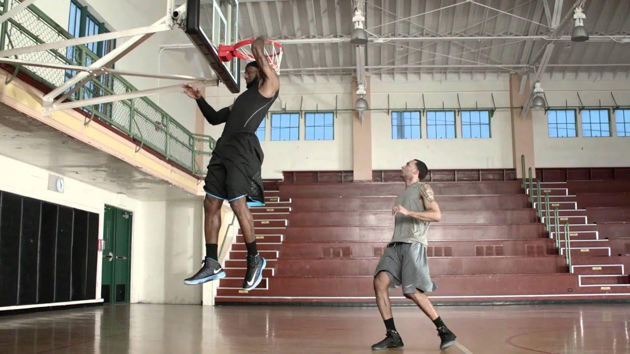 lebron james ball nike basketball shoes hyperdunk 2012