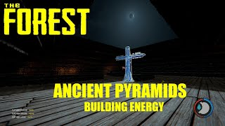 The Forest Pyramids suspense building!!!
