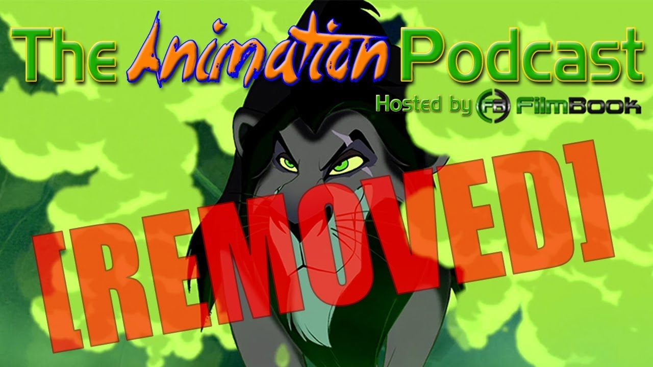Be Prepared Removed From The Lion King 2019 The Animation Podcast Highlights Youtube