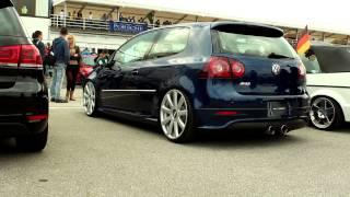 Volkswagen-találkozó 2014 Hungaroring -- lowflow
