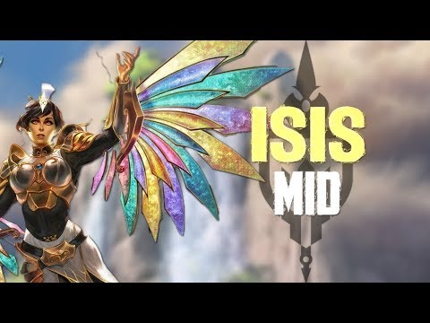 WHY DON'T I PLAY ISIS EVERY FLIPPIN GAME??? - Incon - Smite