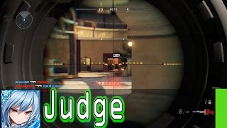 Ballistic Overkill Judge