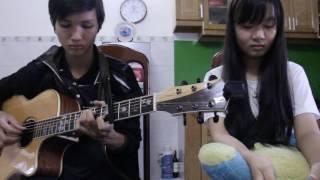 Giấc mơ của con - Thùy chi - Guitar cover
