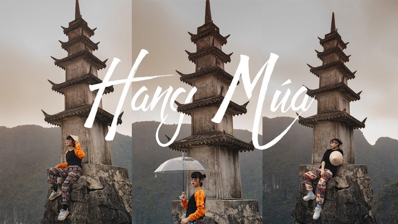 Hang Múa ở Ninh Bình có thật sự đẹp như trong ảnh? || Yến Vi Vu
