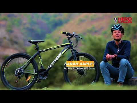 New Octane MTB Range  - Hero Cycles