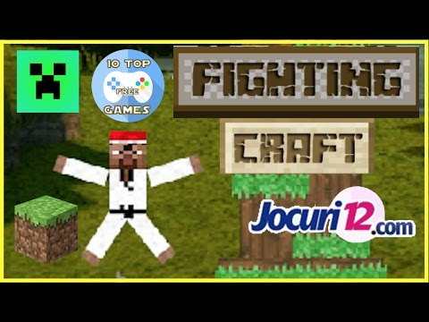 Cu Minecraft 2d - Fighting Craft