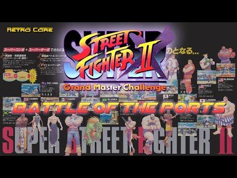 Battle of the Ports - Super Street Fighter II X / Turbo (スーパーストリートファイターII X) Show #115 - 60fps