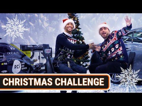 Christmas With Daniel Ricciardo