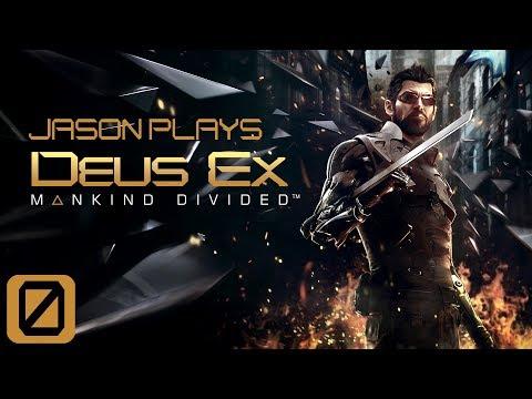 Deus Ex Mankind Divided Gameplay Walkthrough EP 0 Human Revolution Recap