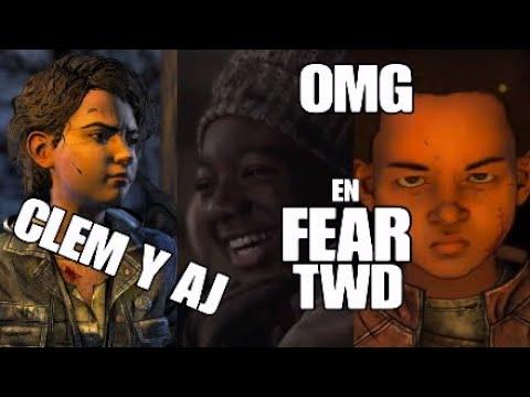 Clementine y AJ en Fear The Walking Dead Temporada 5. Teoría