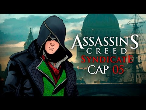 """Assassin´s Creed Syndicate con ALK4PON3 Ep. 5 """"Alexander Graham Bell"""" I Audio Latino I"""
