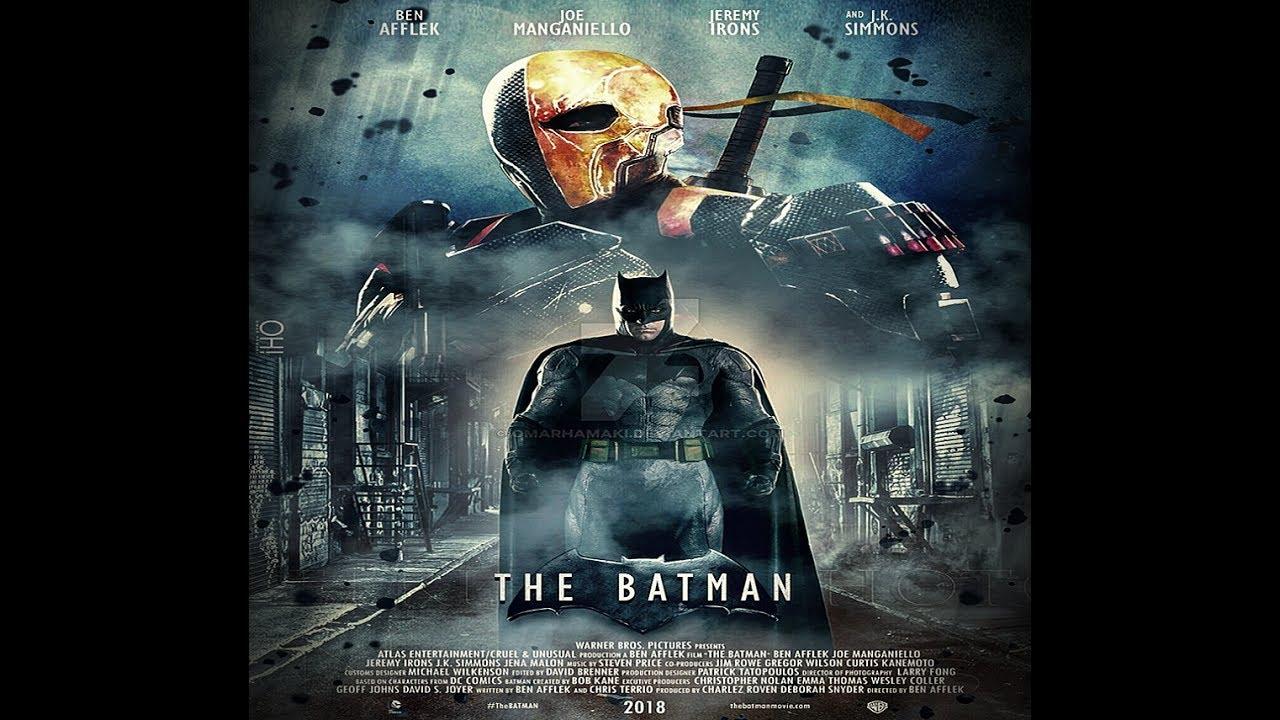 The movie Batman 2018 10