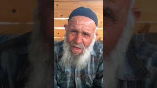 Manisa DEMİRCİ ESENYURT köyünde 92 yaşındaki MEHMET ALİ ŞALAK ile sohbet