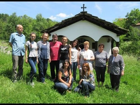 'Architecture' Working Group at the Travelling University in Nord-Western Bulgaria 2016