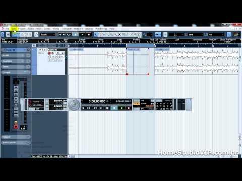 Home Studio - Monitor Automático no Nuendo/Cubase