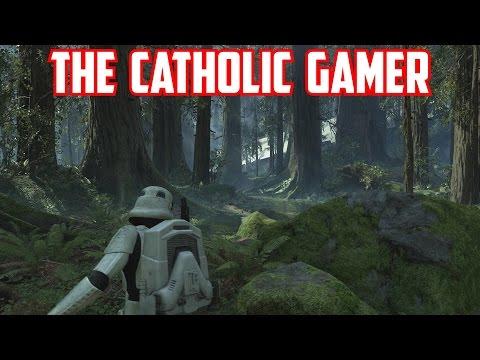 THE CATHOLIC GAMER