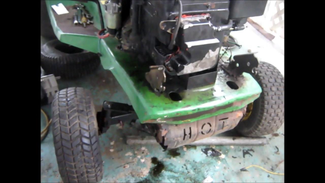 Lawn tractor head gasket repair update youtube - Kohler Command Running Again Head Gasket Valve Job Update