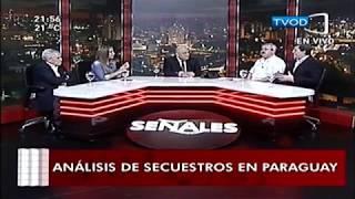 Análisis de secuestros en PY #Señales