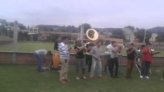 Banda La Santa - El Coyotito