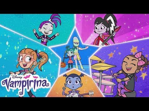 Inner Ghoul Music Video | Vampirina Ghoul Girls Rock! | Disney Junior