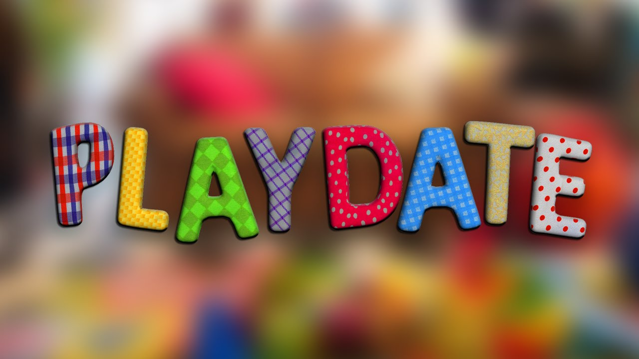 how to ask for a playdate