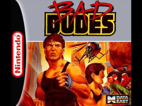 Bad Dudes Music (NES) - Boss Theme