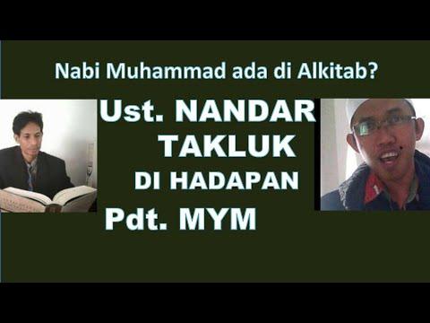 UST. NANDAR TAKLUK DI HADAPAN VAN TILLIAN (PDT. MYM)!