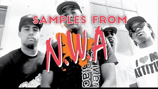Sample Breakdown: N.W.A's 'Straight Outta Compton'