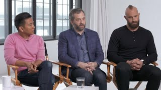 Leading men weigh in on the #MeToo movement