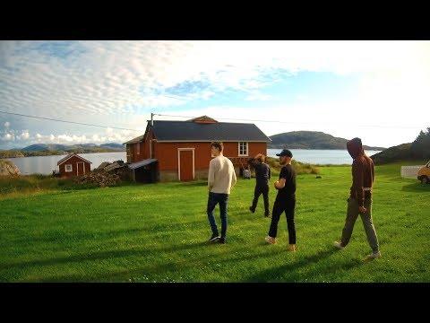 ouf-gutta på tur til Nord-Trøndelag