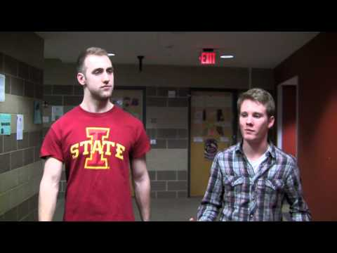 "Dorm Life at Iowa State (IRHA ""Why I Live On Campus"" Video Contest Entry)"
