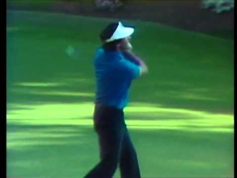 A tribute to Seve Ballesteros