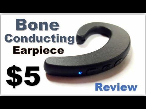 Random Reviews Ep. 41: $5 Bone Conducting Bluetooth Earpiece