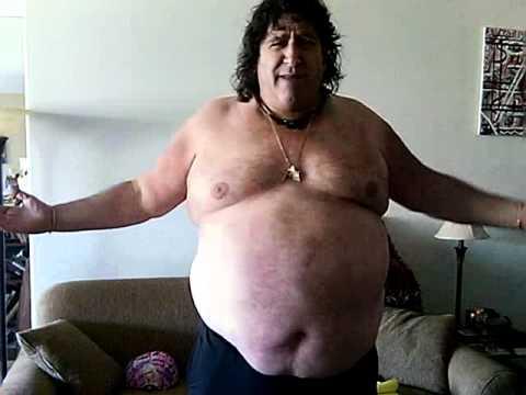 CU8DATOP.COM Tony Longo SHIRTLESS Week 1 MAGIC Weight Loss