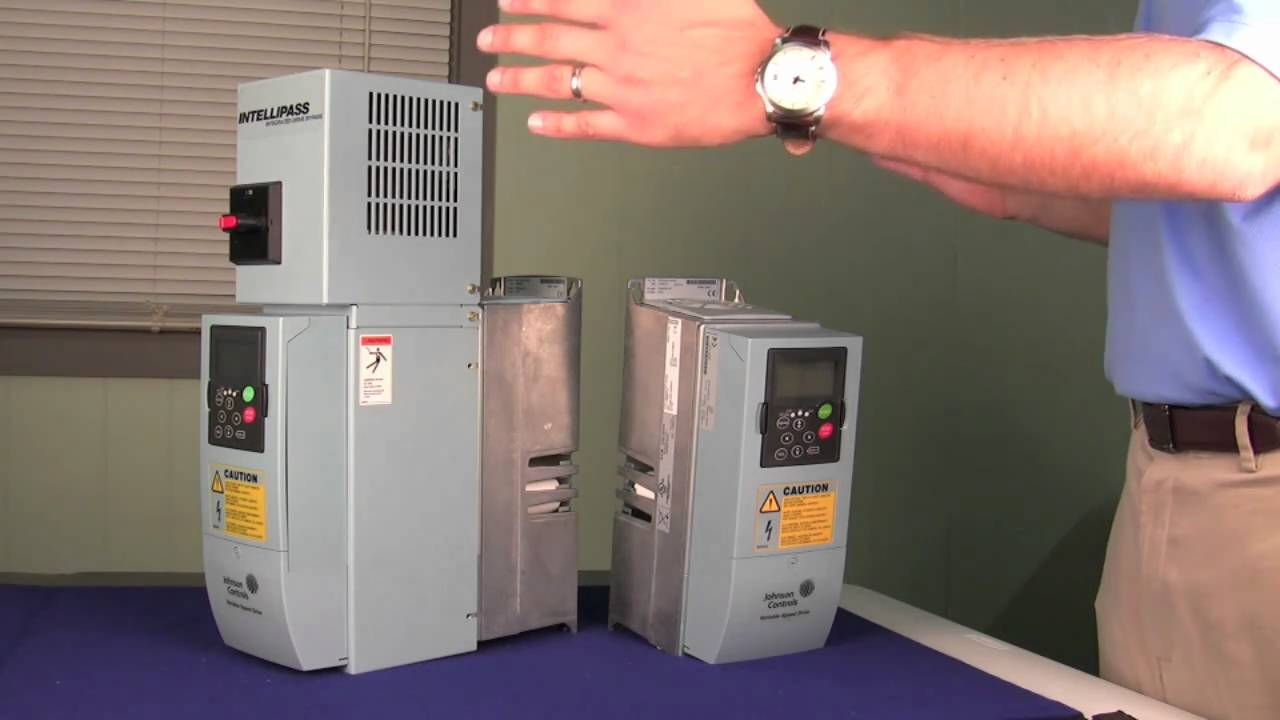 The New Johnson Controls Variable Frequency Drive Youtube Honeywell Smart Vfd Manual