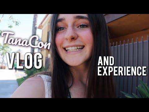 TANACON VLOG + my experience