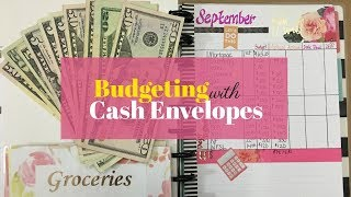 Cash Envelope System | How to Budget for Beginners | Dave Ramsey Inspired | JAM Budgets