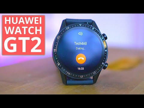 Huawei Watch GT2: The Smartwatch To Beat In 2020!