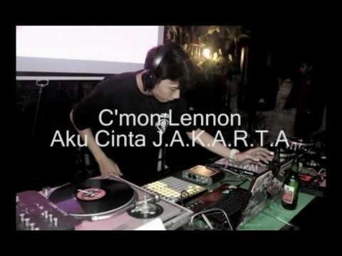 C'MON LENNON - AKU CINTA JAKARTA (MARDIAL REMIX)