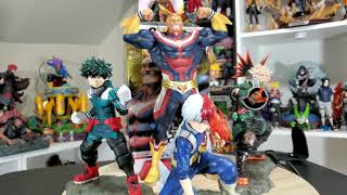 All Might Grandista Huge Figure