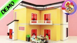 Playmobil Modern Woonhuis 9266 | Uitpakken & Opbouwen - Speel Met Mij Kinderspeelgoed | Nederlands